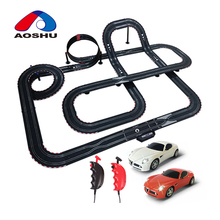 Hobbie electric high quality educational 1:43 scale track car toy with diy race orbit