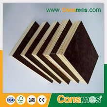 High quality film faced plywood supplier from china,18mm Black Film Faced Construction Plywood,Concrete Formwork In Construction