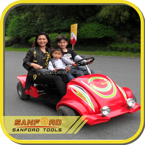 Adult or Kids Outdoor Sports Electric Mini Jeep Go Kart