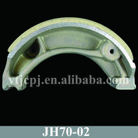 XR200 Motorcycle Part Brake Shoe Front And Rear
