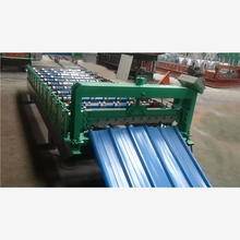 1000mm coil width four crests 840 type steel sheet roll forming machine