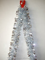Best quality new style shiny pet tinsel or garland use for pet nest