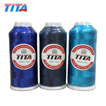 Cheap price eco-friendly sewing thread embroidery <strong>120</strong>/2 150/2
