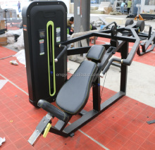 Fitness equipment gym/Body building equipment/Seated Chest Press