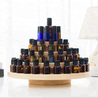 Wholesale 4 Tier Rotate Essential Oil Box For Display