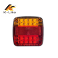 LT109 Trailer / truck LED light multifunctional light with license plate lamp