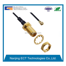 RF Pigtail Cable SMA Female Bulkhead Connector to ipex