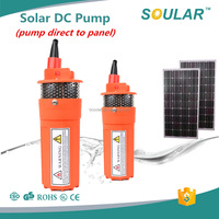 ( Free Shipping ) 2016 Hot sale solar water 12v dc pumping systems for irrigation