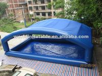 inflatable pvc pool have cover PL-G03