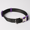 Nylon Dog Collar with quick release snap buckle, easy-On Adjustable pet Collar