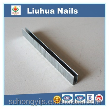 china supplier industrial grad brad nails for Cabinets/Nails for woodworking tools/staple nails price india