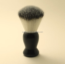 Cheap Barber Beard Brush Synthetic Shaving Brush with Plastic Handle