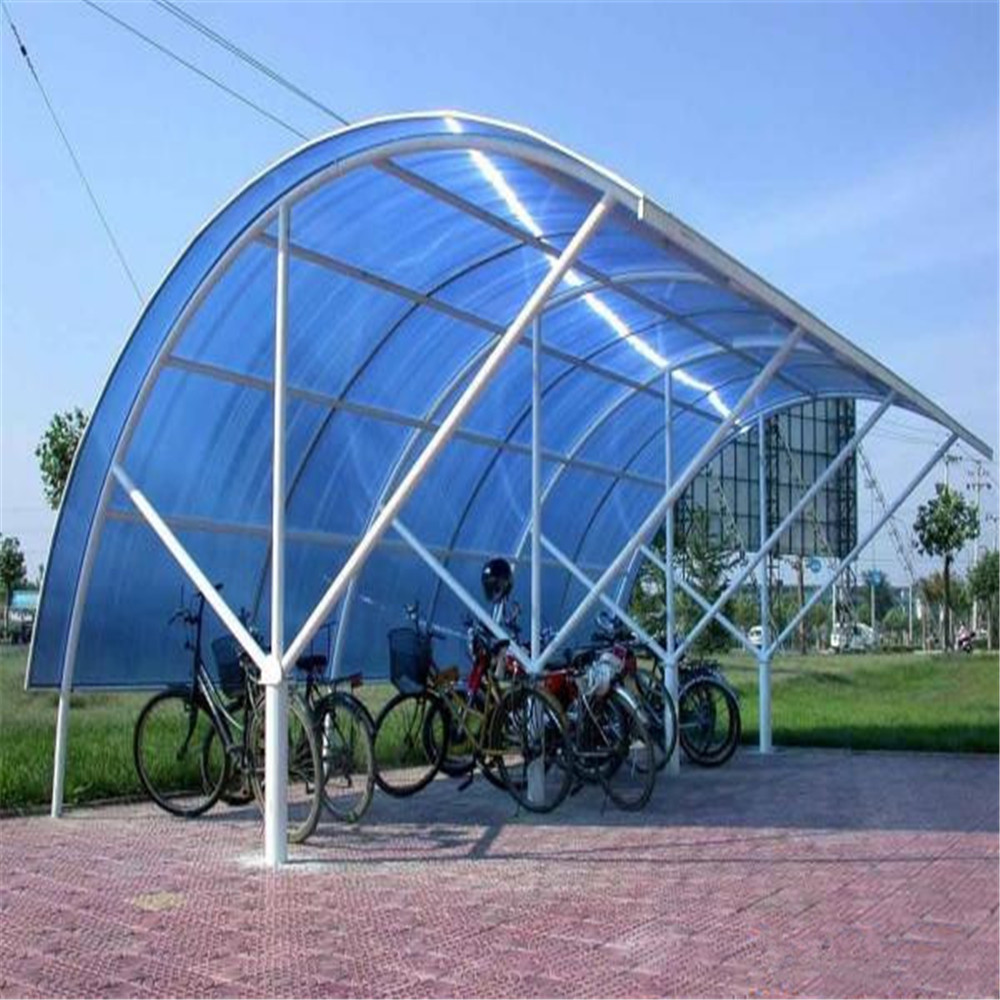 Metal Frame Material and Garages, Canopies & Carports Type Car Rain Shelter