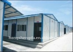 Easily assembled mulitistory prefabricated building