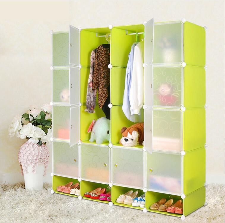 Wohnzimmer Schrank Verkauf Billig Tragbare PP Panel DIY