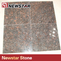 Newstar polished 300x600 flooring tiles tan brown red granite
