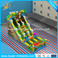 Manufacturer inflatable monkey water slide for adult /inflatable water slide