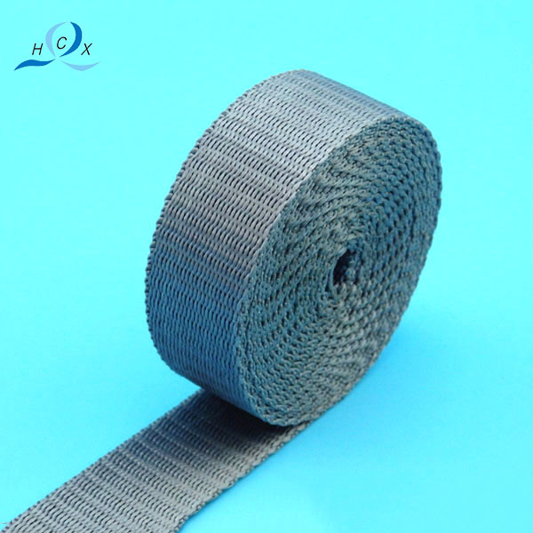 grey weave elastic bands for man underwear with rubber