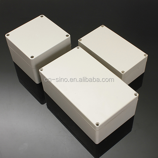 Our door IP65 ABS plastic waterproof enclosures with transparent lid