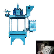 selling overseas eps styrofoam machinery semi-automatic forming machine