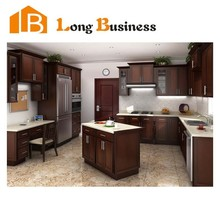 LB-JL1253 Philippines Project Modern White Lacquer Kitchen Design Modern