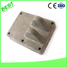 Custom Made Precise ADC12 Aluminum Die Casting Parts With CNC Machining Service