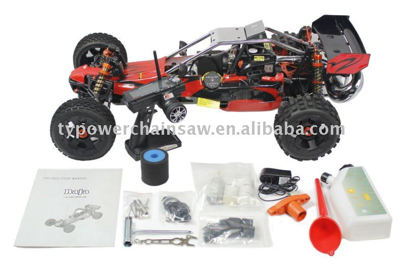 New style 1/5 scale RC car 26cc 260S