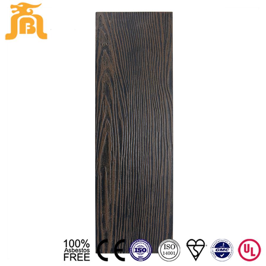 non wood fiber treatment