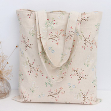 wholesale big cotton tote bag with handle