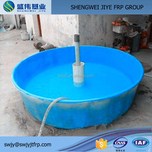 3-10M Big Round Fiberglass Aquaculture Tank for Fish Farm For Sale