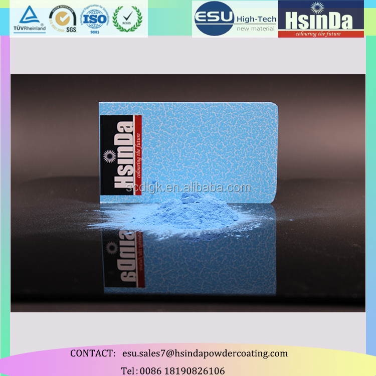 High quality factory price art texture epoxy polyester spray paint powder coating price