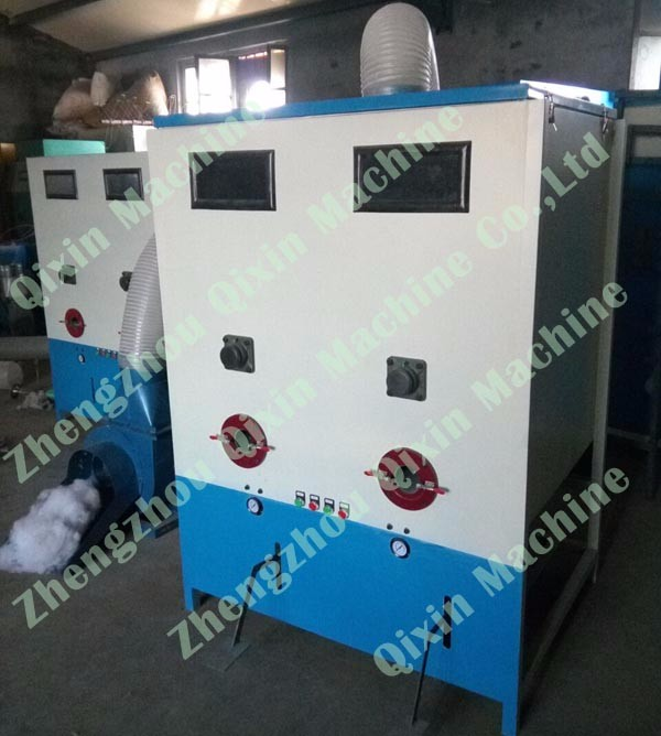 Automatic plush toy stuffing machine / feather pillow filling machine