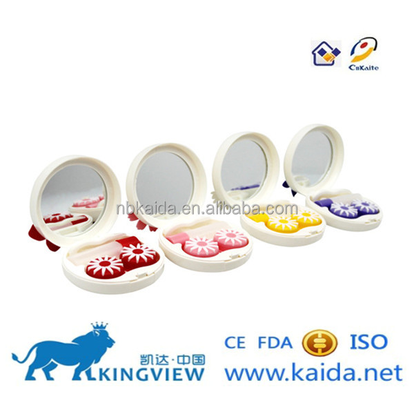 kaida A-8063-1wholesale contact lense case suitable for all kind of solution