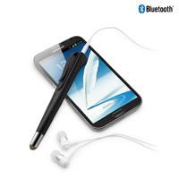 Custom is supply stylus pen with bluetooth touch and music playing