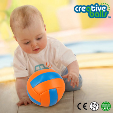 Factory Wholesale Kids Toy Ball Stuffed Cotton Soft Volleyball