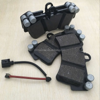 Auto Parts Brake Pad For VW