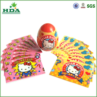 New design high quality shrink wrap for Easter egg, plastic bottle labels