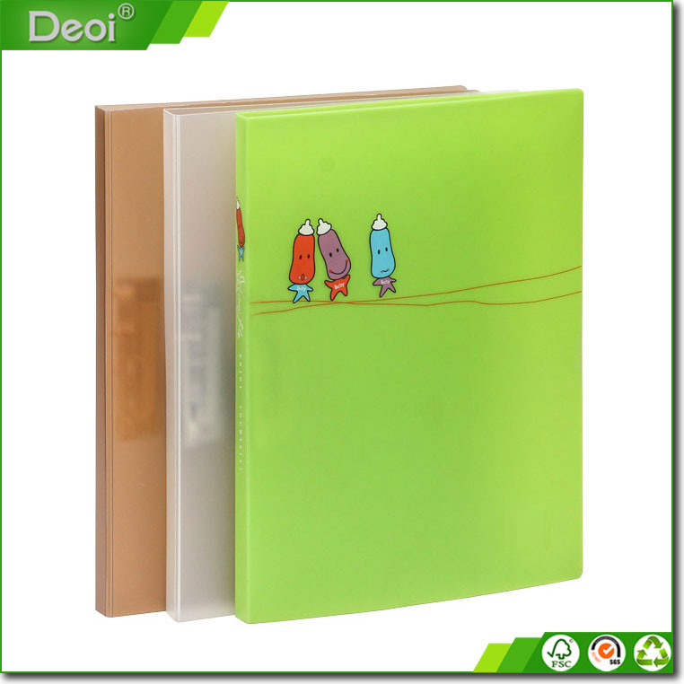 Elastic force enclosure folding file folder Brute force clip file folder metal clip file folder with any logo printing