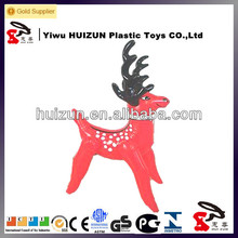 inflatable fallow deer,promotional EN-71 pvc toys