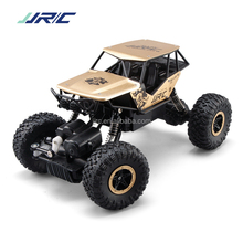 JJRC Q50 1:18 4WD Large Remote Control Car RC Rock Crawler with Universal High Speed Alloy Cover