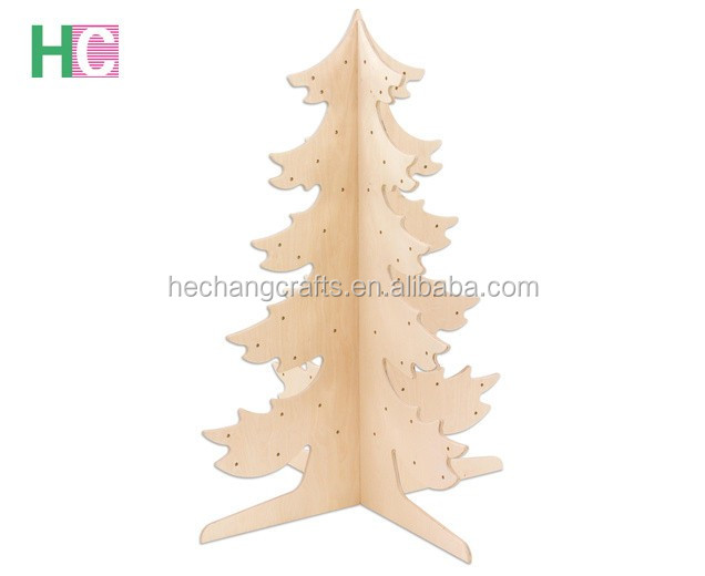 3D wooden christmas tree 1.1m height