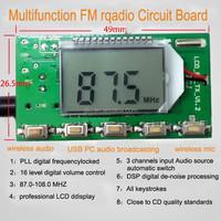 Am Fm Radio PCB Fm Stereo Circuit Board