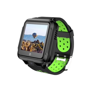 2018 New Smart Watch IP67 Heart Rate Water Proof Qualcomm Bluetooth