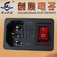 IEC certificated abs universal power extension socket,High quality female dc power jack,dvi mini dc power connector