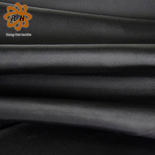 Thick waterproof pvc backing polyester fabric