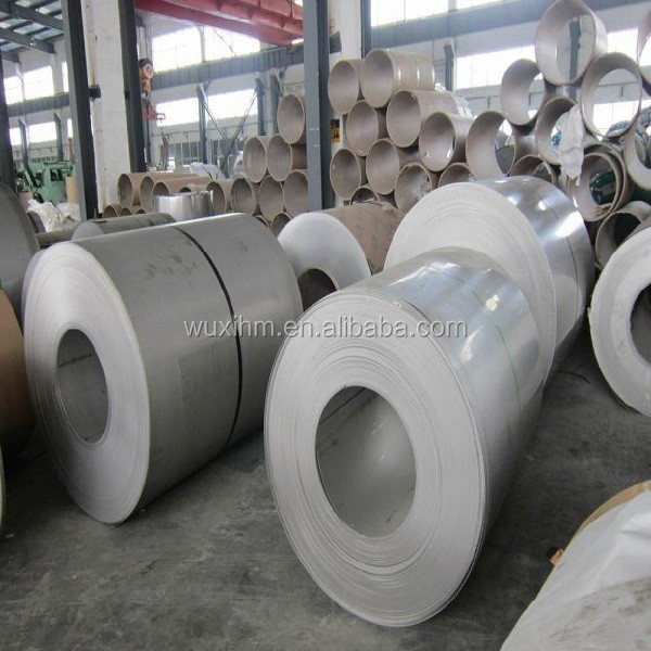 With best quality and competitive price for 1.4372 hot rolled stainless steel coil from baosteel ,with rich stock