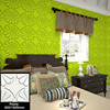 China origin contemporary textured designs 3d embossed wallpapers