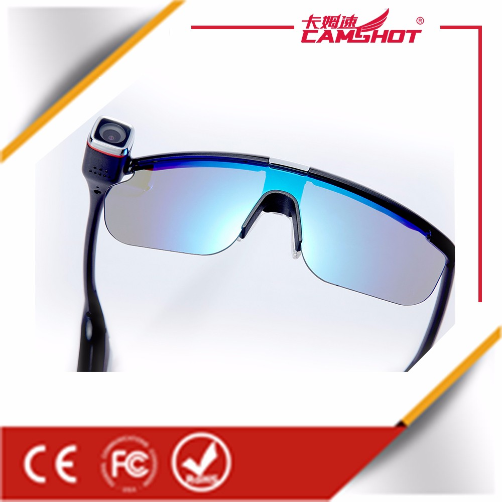 exclusive model Camshot Full hd 1080P 16MP Wifi remote control extreme sports glasses camera S62