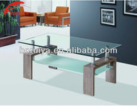 High Glossy Mdf Coffee Table/glass lift top coffee table