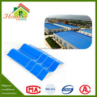 Factory wholesale 2 layer corrosion resistance china pvc composite roof sheet